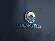 Solar Vinyl Graphics Logo - Entry #260