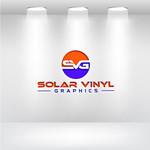 Solar Vinyl Graphics Logo - Entry #317