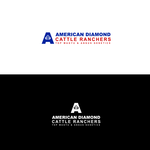 American Diamond Cattle Ranchers Logo - Entry #70