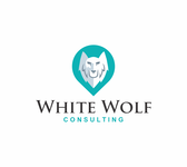 White Wolf Consulting (optional LLC) Logo - Entry #237