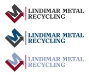 Lindimar Metal Recycling Logo - Entry #208