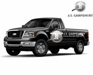 J.T. Carpentry Logo - Entry #54