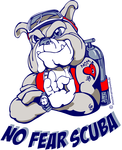 No Fear Scuba Logo - Entry #62