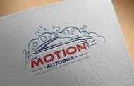 Motion AutoSpa Logo - Entry #64