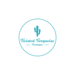 Twisted Turquoise Boutique Logo - Entry #157