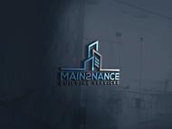 MAIN2NANCE BUILDING SERVICES Logo - Entry #257
