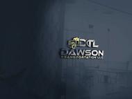 Dawson Transportation LLC. Logo - Entry #206