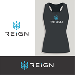 REIGN Logo - Entry #186