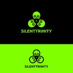 SILENTTRINITY Logo - Entry #173