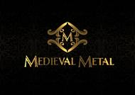 Medieval Metal Logo - Entry #44