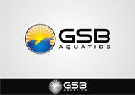 GSB Aquatics Logo - Entry #17