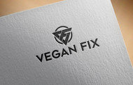 Vegan Fix Logo - Entry #77