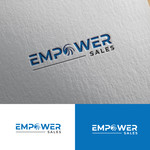 Empower Sales Logo - Entry #331