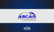ASCAR Contracting Logo - Entry #86