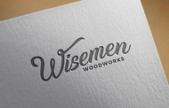 Wisemen Woodworks Logo - Entry #219