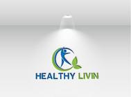Healthy Livin Logo - Entry #549
