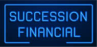Succession Financial Logo - Entry #666
