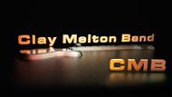 Clay Melton Band Logo - Entry #25