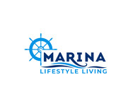 Marina lifestyle living Logo - Entry #25