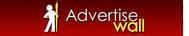 Advertisewall.com Logo - Entry #8