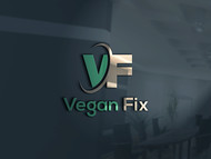 Vegan Fix Logo - Entry #169