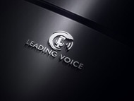 Leading Voice, LLC. Logo - Entry #159