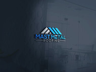 Mast Metal Roofing Logo - Entry #86