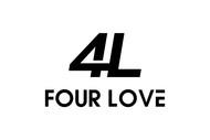 Four love Logo - Entry #178