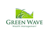 Green Wave Wealth Management Logo - Entry #412