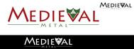 Medieval Metal Logo - Entry #8