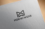 Meraki Wear Logo - Entry #379