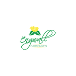 Engwall Florist & Gifts Logo - Entry #104