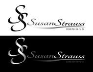 Susan Strauss Design Logo - Entry #60