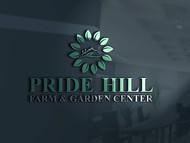 Pride Hill Farm & Garden Center Logo - Entry #23