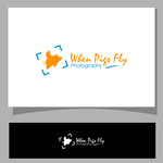 When Pigs Fly Photography Logo - Entry #41