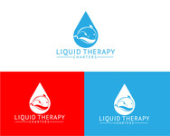 Liquid therapy charters Logo - Entry #50