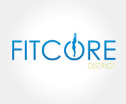 FitCore District Logo - Entry #55