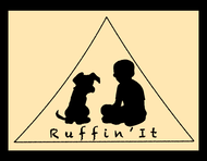 Ruffin'It Logo - Entry #97