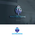 Masters Marine Logo - Entry #317