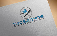 Two Brothers Roadhouse Logo - Entry #113