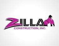 Zilla Construction, Inc Logo - Entry #74