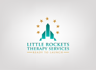 Little Rockets Therapy Services Logo - Entry #24