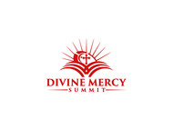 Divine Mercy Summit Logo - Entry #16
