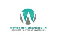 Wattier Steel Structures LLC. Logo - Entry #74