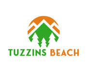 Tuzzins Beach Logo - Entry #329