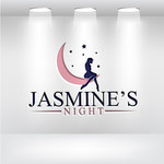 Jasmine's Night Logo - Entry #300