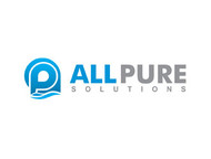ALL PURE SOLUTIONS Logo - Entry #57
