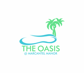The Oasis @ Marcantel Manor Logo - Entry #129