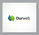 Durweb Website Designs Logo - Entry #160