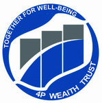4P Wealth Trust Logo - Entry #212